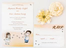 Wedding Invitations Photo Cards Anime Wedding Invitations