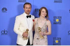 emma stone e ryan gosling film insieme emma stone e ryan gosling verso gli oscar 2017 corriere it