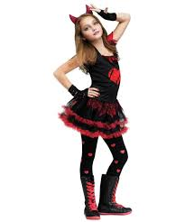girls halloween costumes devil diva girls costume