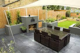 how to design a long thin garden the garden inspirations