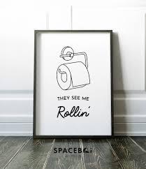 themed posters bathrooms design small bathroom bathroom themed wall
