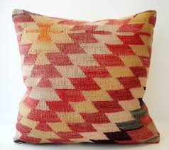 Red Pillows For Sofa by Bedroom Throw Pillow Red And Blue Moroccan Vintage Kilim Pillows