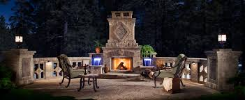 Belgard Fire Pit by Outdoor Fireplaces Fire Pits And Brick Oven Tips Outdoor Living