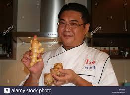 chef cuisine tv taiwanese tv chef ko juh nein cooking demonstration itaipei in