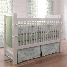sage green nursery rhyme baby bedding collection carousel designs