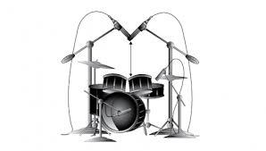 recording techniques drum kit