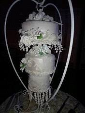 wedding cake stand tiered wedding cake stands by cake stackers