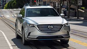 is mazda an american car 2016 mazda cx 9 suv review with price horsepower towing and