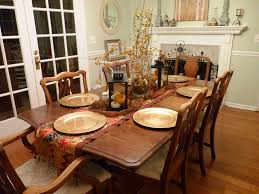 dining room elegant dining table centerpieces decor with