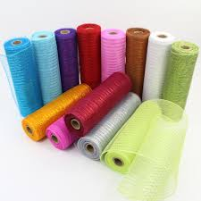 ribbon wholesale poly mesh ribbon deco mesh wholesale