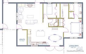 free home plan free house plan open home plan utilizing less then 1 100 square