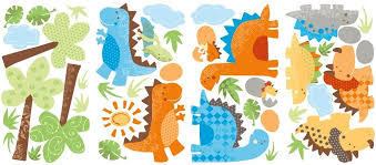 dinosaur wall decals for nursery color the walls of your house