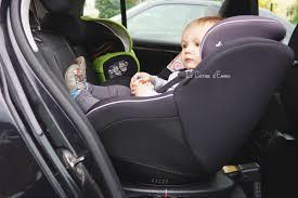 siege auto a l avant on a testé le siège auto spin 360 de joie le carnet d