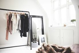 Bedroom Clothes Open Closet Ideas For Small Spaces