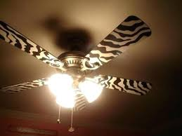 zebra print ceiling fan zebra print ceiling fans animal print ceiling fan zebra print