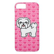 bichon frise iphone 5 case i love my dog iphone cases u0026 covers zazzle co uk