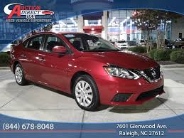 nissan stanza 2016 cars for sale at auction direct usa