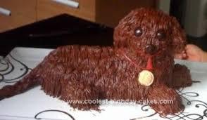dog birthday cake cool chocolate dog birthday cake made with the wilton 3d
