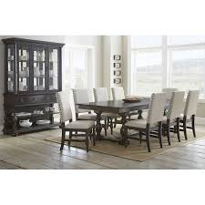 10 Piece Dining Room Set Carmel 10 Piece Dining Set With Buffet Hutch