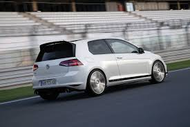 volkswagen sports car models vw will give the golf more tech features and a 420 hp range