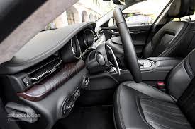 maserati quattroporte 2015 interior maserati quattroporte gts review autoevolution