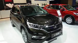 honda crv 2016 interior 2016 honda cr v exterior and interior auto show brussels 2016