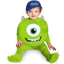 monsters inc costumes for babies and toddlers