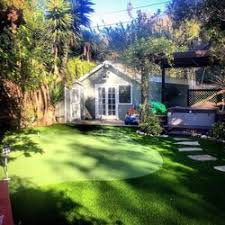 Putting Turf In Backyard Laguna Turf Artificial Grass U0026 Putting Greens 117 Photos U0026 36