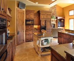 amish made kitchen islands alder wood dark roast lasalle door amish made kitchen cabinets