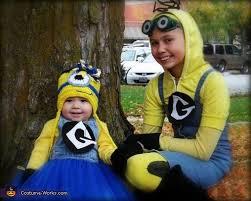 baby minion costume photo 3 3