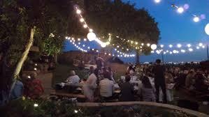 backyard wedding djmc ian b blog
