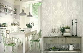 Wallpaper Ideas For Dining Room Kitchen Wallpaper Ideas Gen4congress Com