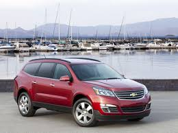 chevy jeep 2016 2016 chevrolet traverse a crossover suv with serious technology