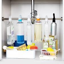 under sink kitchen storage