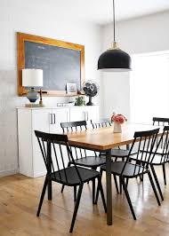modern farmhouse dining room the fauxmartha