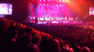 rock choir live at liverpool echo arena 29 6 13 a vlog from a