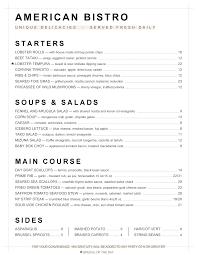 pages menu template menupro menu design sles from menupro menu software more