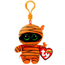 ty beanie boos mask mummy key ring clip claire u0027s
