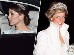 kate middleton wedding tiara cambridge lover s knot tiara princess diana kate middleton and more