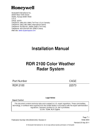 rdr2100 install manual rev 3 license damages