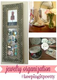 How To Organize How To Organize Jewelry U2013 Come Home For Comfort