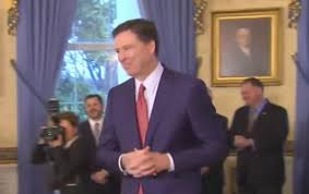 trump drapes comey once tried to blend into curtains to avoid trump so the