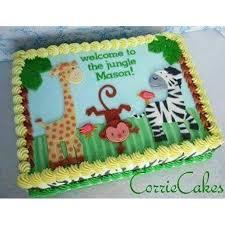 jungle theme cake jungle theme photo cake truffles cake