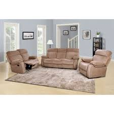 Rocking Reclining Loveseat With Console Loveseat Vivienne Dark Brown Leather Air Rocking Reclining