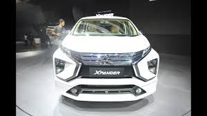 new mitsubishi mpv 2017 mitsubishi xpander mpv showcased at 2017 giias gaikindo indonesia