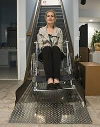 butler incline wheel chair lift signature elevators