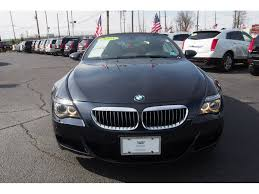 bmw m6 convertible 2 door in new jersey for sale used cars on