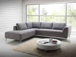 canapé angle design fruit d une fabrication de qualité le canapé d angle moon gris