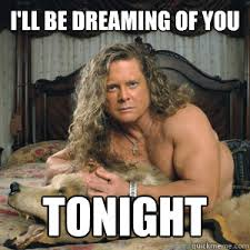 Meme Dream - i ll be dreaming of you tonight tony little dream quickmeme