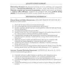 Human Resource Resumes Pretentious Design Ideas Entry Level Human Resources Resume 8